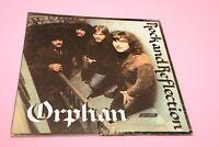 ORPHAN LP ROCK AND REFLECTION 1°ST ORIG US PSYCH 1973 SEALED SIGILLATO GATEFOLD