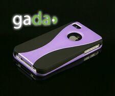 Schutzhülle f Apple iPhone 4S 4 4G 3-Part Case Tasche Cover Schutz