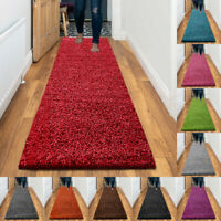 Extra Long Hallway Runner Shaggy Rugs Living Room Bedroom Carpet Kitchen Mat