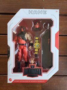 Kane- WWE Mattel Ultimate Edition Series 11 Action Figure