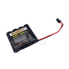 4.8V 2200mAh Ni-MH Rechargeable Battery Pack Cell Connector Toy RC Ultracell