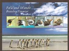 FALKLAND ISLANDS SGMS1126 2008 BREEDING PENGUINS  MNH