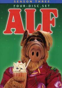 Alf - ALF: Season Three [New DVD] Full Frame, Dolby
