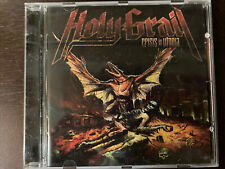 Crisis in Utopia by Holy Grail (Cd, 2010)