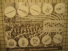 Soundcraftsman Original 20-12 Equalizer, PE 2217 Preamp, SC-12ES Brochure