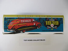 Texaco 1939 Dodge Airflow Coin Bank  #10   New In Box  Stock #9500
