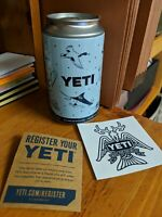 NEW YETI Limited Edition Stash Can of Air - Pop Top Hidden Storage Can w/sticker