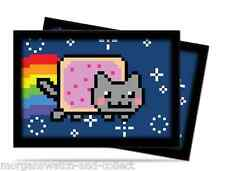 Ultra Pro NYAN CAT Small Deck Protector Card Sleeves 60ct Stock #84333 Yugioh