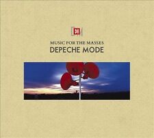 Music for the Masses [Deluxe Double Edition] by Depeche Mode CD/DVD