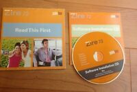Palm Zire 72 Handhelds PDA Software Installation CD for Mac + Read This First