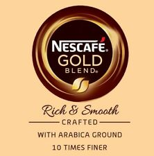 Nescafe Gold Blend coffee 73mm incup drinks in cup vending machines Klix Darenth