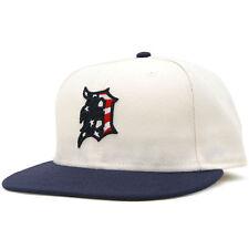 Detroit Tigers Stars Stripes New Era Hat Cap 7 3/8 MLB