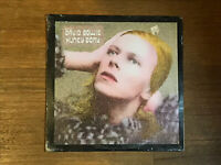 David Bowie SEALED LP w/ Hype Sticker - Hunky Dory - RCA AFL1-4623 1977