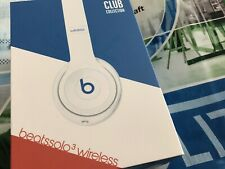 Beats by Dr. Dre Solo3 Club Collection Kabellose On-Ear Kopfhörer - Clubweiß