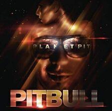 Cd: Pitbull Planet Pit +4 bonus tracks Deluxe Edition Still Sealed