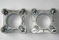 Classic Austin Mini / Metro 32mm Wheel Spacer Kit -  3/8 UNF thread