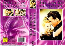"""VHS - """" Hoch klingt der Radetzkymarsch """" (1958) - Johanna Matz - Lotte Lang"""