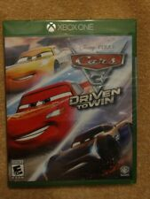 Cars 3: Driven to Win (Microsoft Xbox One, 2017) NIB NEW Sealed - SHIPS FAST!
