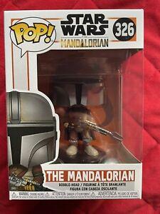 Pop! Star Wars The Mandalorian Funko Pop 326 Vinyl Figure
