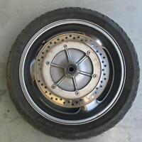 Rear wheel rim tyre disc rotors HONDA ST1100 1100 2003