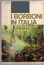 storia illustrata - numero speciale ottobre 1965 - i borboni in italia