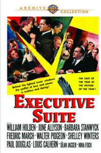 Executive Suite - New and Sealed  DVD