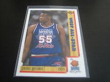 1991/92 UPPER DECK BASKETBALL DIKEMBE MUTOMBO CARD #471 ***WEST ALL STAR***