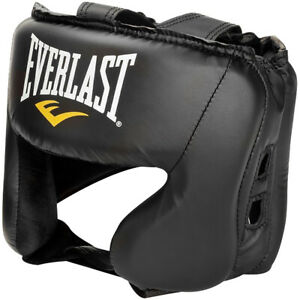 Everlast Boxing Everhide Training Headgear