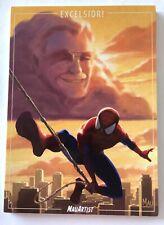 SDCC 2019 REMEMBERING STAN LEE SPIDER-MAN  Marvel PROMO CARD