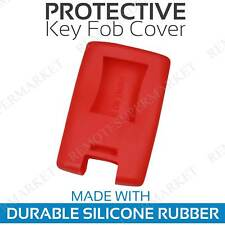 Remote Key Fob Cover Case Shell for 2008 2009 2010 2011 Cadillac STS Red