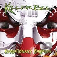 KILLER BEE - EVOLUTIONARY CHILDREN (*CD, 2013, Target) AOR, Hair Metal, Glam