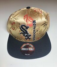 """""""Brand New"""" American Needle MLB Chicago White Sox Hat with Japanese Letter"""