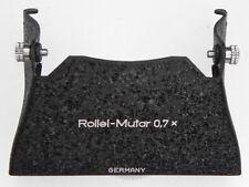 Rolleiflex Mutar 0.7x Hood  ............. MINT