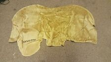VINTAGE NOS 1984 - 1988 CORVETTE DASH COVER #18514 TAN PLUSH NIP