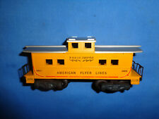 American Flyer #24631 Radio Equipped Caboose.