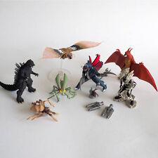 Bandai Capsule Toys Godzilla HG 11 - Complete set of 7,Gigan, Monster X, Rodan