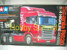Tamiya  R/C 1/14 SCANIA R620 6x4 HIGHLINE Tractor Truck  Model Kit # 56323