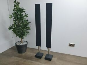 Bang & Olufsen B&O BeoLab 8000 Active Stereo Speakers - Silver / Black