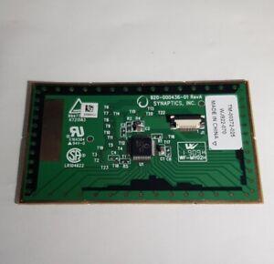 Toshiba Satellite  PSLC8E Touchpad Trackpad 920-000436-01 TM-00372-025