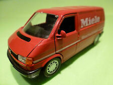 SCHABAK 1060 VW VOLKSWAGEN T4 CARAVELLE - MIELE RED 1:43 - EXCELLENT