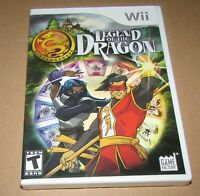 Legend of the Dragon (Nintendo Wii) Brand New / Fast Shipping