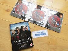 Camelot - The Complete 1st Season / Series 1 (3 X DVD Box Set) VGC