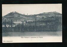 Italy FLORENCE Fiesole Villa Palmieri c1910/30s? PPC