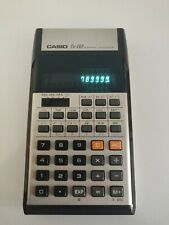 Casio fx-110 vintage calculator