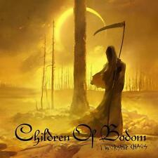 Children of Bodom - I Worship Chaos CD 2015 melodic death metal jewel case