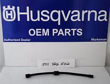 HUSQVARNA OEM FUEL LINE 501426502  FITS 298 3120 3120XP 181 480