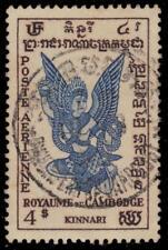 "CAMBODIA C4 (Mi25) - Kinnari Goddess ""Airmail"" (pa74488)"