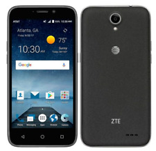 UNLOCKED / AT&T ZTE Z835 Maven 3 4G LTE GSM Android Smart Camera Cell Phone