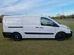 CITROEN DISPATCH 1200 HDI 120 LWB