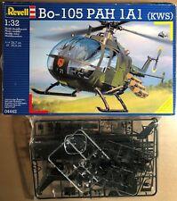 REVELL 04442 - Bo-105 PAH 1A1 (KWS) - 1/32 PLASTIC KIT NUOVO